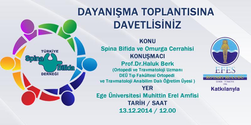 Türkiye Spina Bifida Derneği Dayanışma Toplantısı