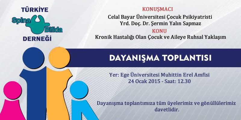 24 Ocak 2014 – İzmir Dayanışma Toplantı Duyurusu