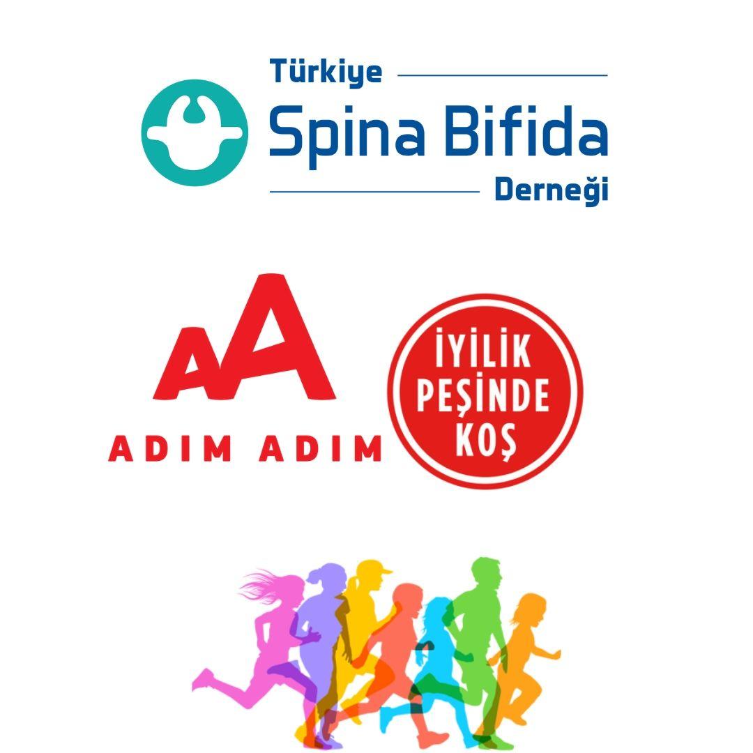 """Türkiye Spina Bifida Derneği artık """"İyilik Peşinde Koş""""acak!"""