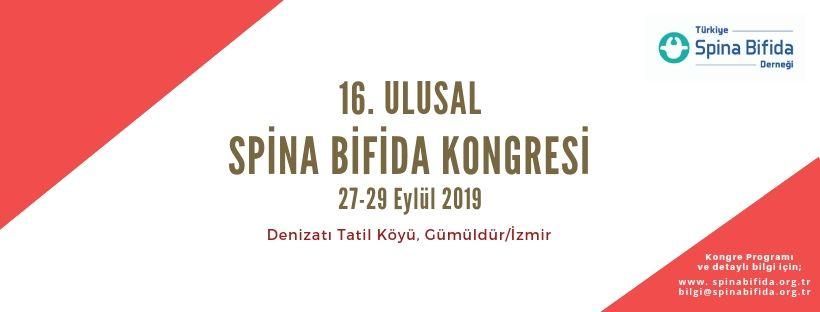 16. Ulusal Spina Bifida Kongresi
