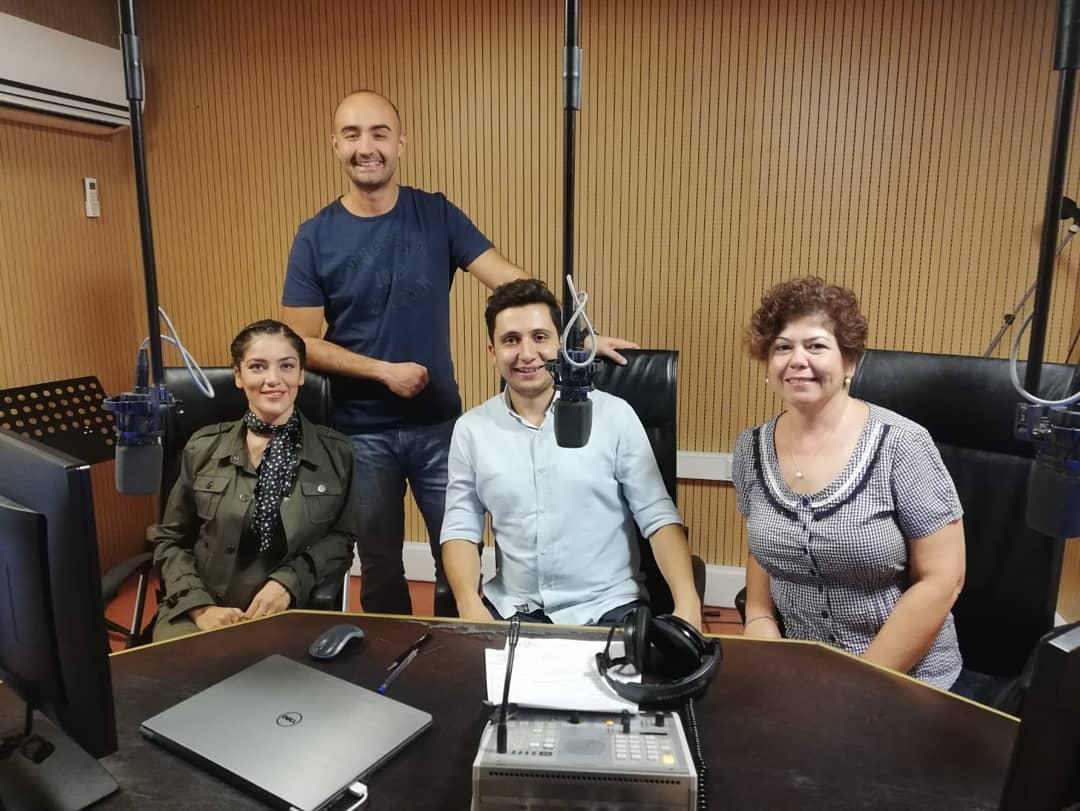 TRT Radyo 1 Ailece Programına Konuk Olduk