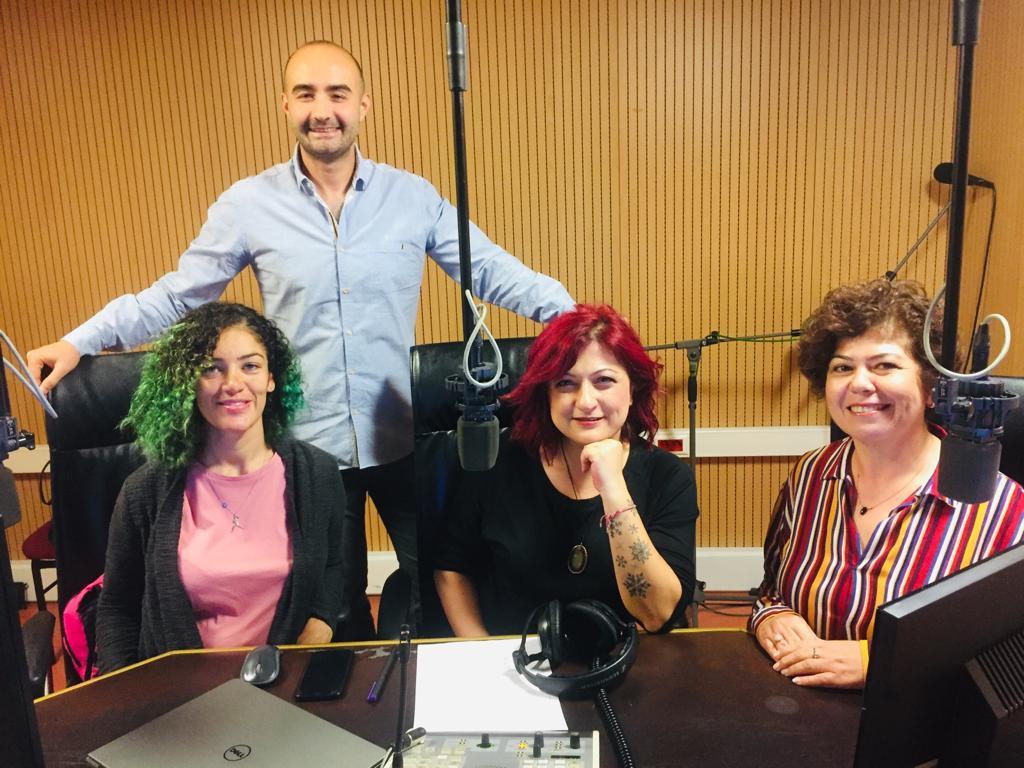 Dernek 2. Başkanımız Av. Nurdan Anlı ve Gönüllü Maraton Koşucumuz Özlem Işık TRT Radyo 1 Ailece Programına Konuk Oldu