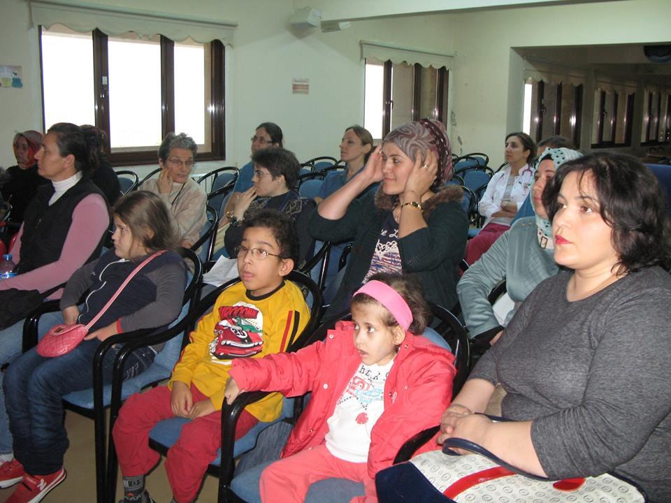 Türkiye Spina Bifida Derneği Edirne Temsilciliği Eğitim Seminerleri